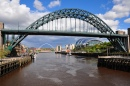 Tyne-Brücke, Newcastle upon Tyne, England