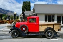 1930 Ford Modell B in Glenorchy, Neuseeland