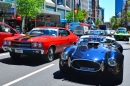 US Muscle-Cars in Auckland, Neuseeland