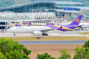 Thai Airways Airbus A330 in Phuket