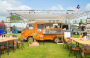Food Truck Wochenende in Amsterdam