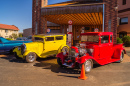 Route 66 Dekorationen, Seligman Arizona