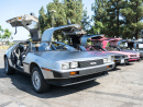 DMC De Lorean in Los Angeles