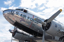 C-47 Skytrain US Air Force Passagierflugzeug