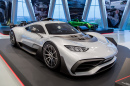 Mercedes-AMG Project One Konzept