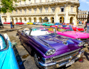 Oldtimers in Havanna, Kuba