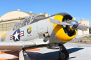 North American T-6 Texan in Irvine, Kalifornien