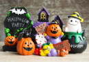 Halloween-Cartoon-Set