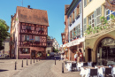 Little Venice Quarter, Colmar, France