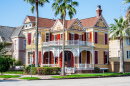 Historisches Haus In Galveston Texas