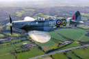 Spitfire, Biggin Hill, London