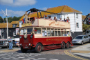 Guy BTX Trolleybus (1928), Hastings, England