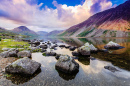See Wastwater, Lake District, Cumbria, England
