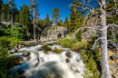 Eagle Falls, Lake Tahoe, Kalifornien