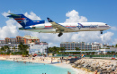 Internationaler Flughafen Sint Maarten