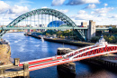 Tyne Bridge, Newcastle upon Tyne, England