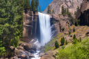 Vernal Falls, Yosemite-Nationalpark