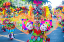 MassKara-Festival in Bacolod, Philippinen
